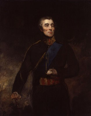 Tavlan 'Arthur Wellesley, 1st Duke of Wellington' av John Jackson,